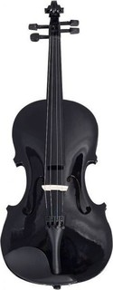 VHT Black Violin Full Size with all accessories