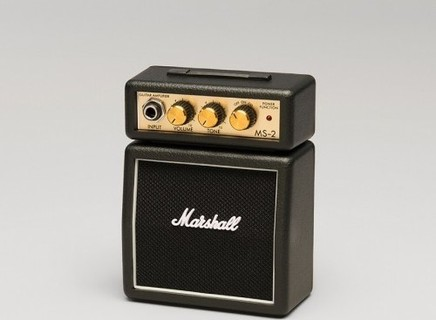 Marshall Mini amp MS-2