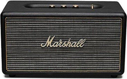 Marshall Wireless Bluetooth Speaker Action