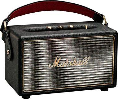 Marshall Wireless Bluetooth Speaker KILBURN Black