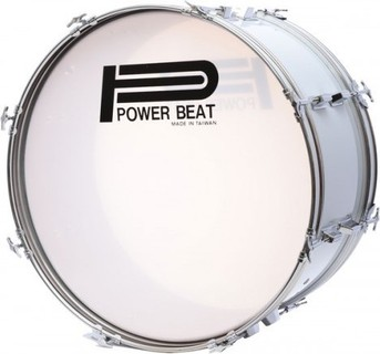 CPK (Power Beat) Power Beat Marching Bass Drum 24 inches 10 inches