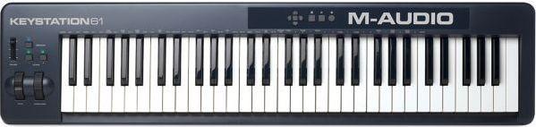 M-Audio Keystation 61 II 61-key MIDI Controller