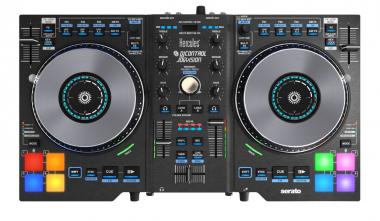 Hercules DJ Control Jogvision UK