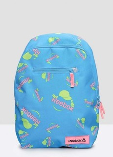 Reebok Kids Graphic Backpack - Blue Pink