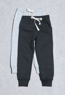 Fifteen Minutes Kids 2 Pack Sweatpants