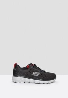 Skechers Equalizer 2.0 Settle The Score Kids Shoes - Black