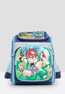 Uniform Express Yang Tian Baby Ben Ten Foldable School Bag - Blue