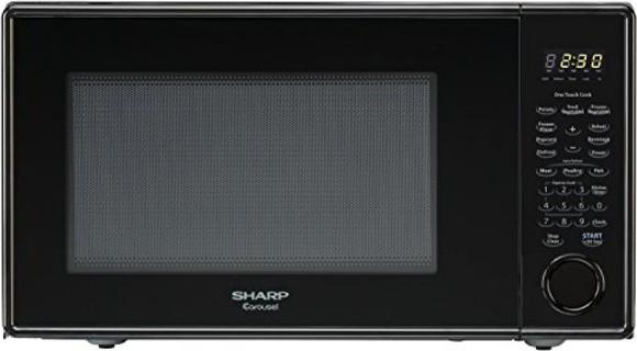 Sharp Countertop Microwave Oven Zr309yk : Sharp Countertop Microwave Oven ZR309YK 1.1 cu. ft. 1000W Black