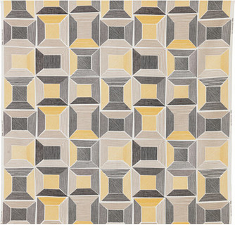 BIRKET Fabric, multicolour