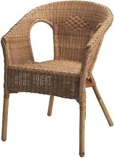 AGEN Chair, rattan, bamboo