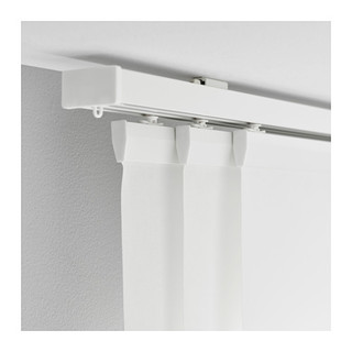 VIDGA Triple track rail, white