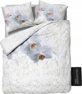 SNURK Dreamhouse Bedding - Will Orchid White - King