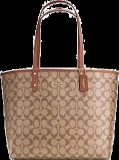 Coach F36658-IMBDX Reversible City Tote in Signature Bag