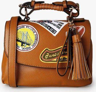 Steve Madden Btravelr Satchel Bag