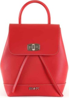 Beverly Hills Polo Club Women's BackPack Red- 650BHP0586 505