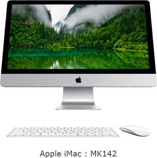 Apple iMac 21.5-inch Late 2015 MK142