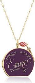 Kate Spade new york Perfume Bottle Multi-Colored Pendant Necklace, 27