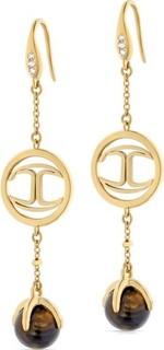 Just Cavalli Just Fierce PVD Stainless Steel Women's Earring Gold - SCAEM06 295