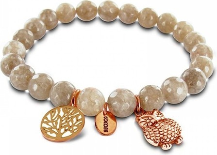 Coco88 Serenity Collection Bracelet For Women's Taupe - B-90010 Taupe 109