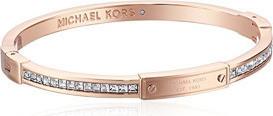 Michael Kors Pave Hinge Bangle Bracelet for Women