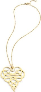 Just Cavalli Just Medusa Necklace Women's Gold - SCACC01 335