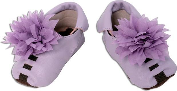 Shupeas Lavender Floral (0-18 months)