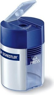 Staedtler Single Hole Tube Sharpener [Ref: ST511001]