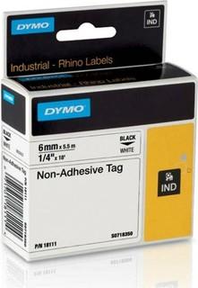 DYMO 18111 RHINO TAG WHITE 6mm - DYS0718360 60