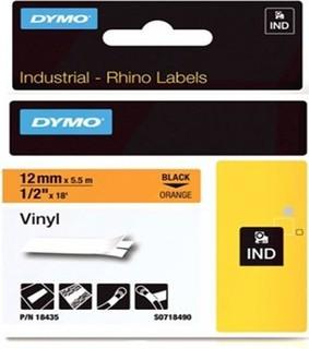 DYMO 18435 RH VINY 12MM OR - DYS0718500 75