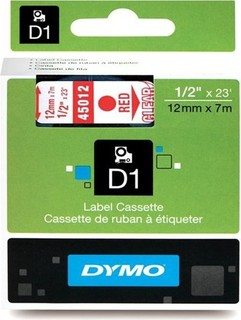 DYMO 45012 TP 12 7 RD TR D1 - DYS0720530 60