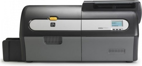Zebra ZXP 7 Z72-000C0000EM00 Dual Side High Performance Card Printer
