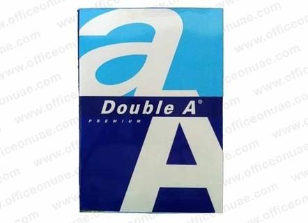 Double A Premium Photocopy Paper A4, 80gsm, 5reams box