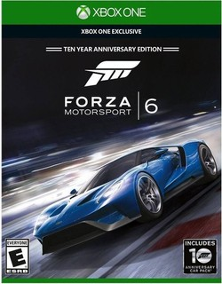 Microsoft Forza 6 For XBOX One 235