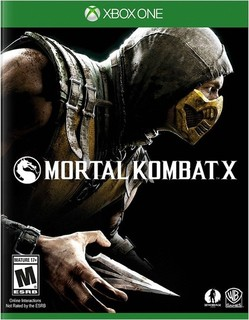 Warner Bros. Interactive Entertainment Mortal Kombat X For XBOX One 165