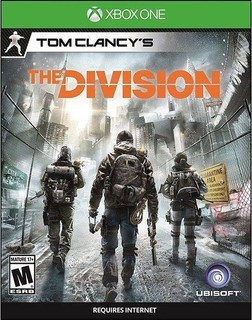 Ubisoft The Tom Clancy's Division - XBox One 120
