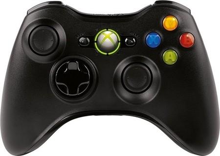 Microsoft Wireless Xbox 360 Common Controller Black - JR9-00010 135
