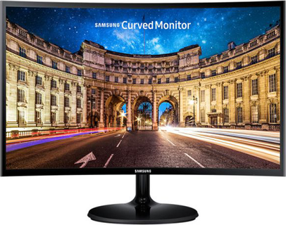 Samsung LC27F390FHMXUE 27-inch Essential Curved Monitor
