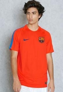 Nike FC Barcelona Dry Squad T-Shirt