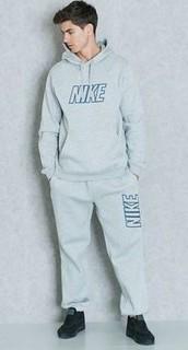 Nike Swoosh Fleece Tracksuit