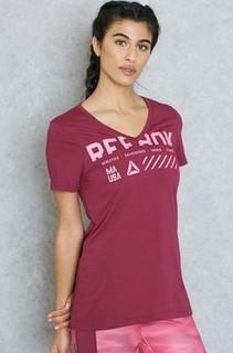 Reebok Workout Graphic T-Shirt