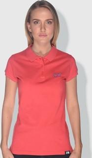 Creo Glasses Polo Shirt - Pink Blue & Purpule