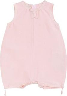 I Pinco Pallino Pale Pink Silk Romper