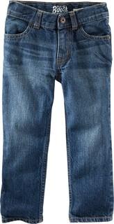 OshKosh B'Gosh OshKosh Straight Jeans - Anchor Dark - Denim (Slim)