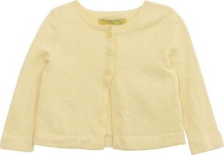 Gingersnaps Vibrant Yellow Baby Sprinkles Cardigan