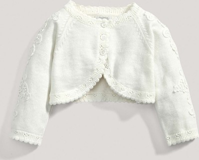 Welcome to the World Lace Detail Cardigan