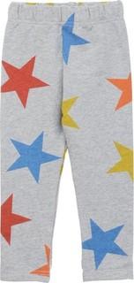 Hootkid Grey Star Print Trousers