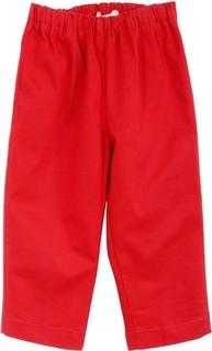 I Pinco Pallino Red Trousers