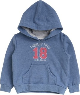 Gingersnaps Navy Blue Hooded