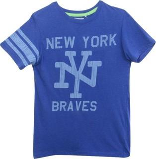 Gingersnaps Blue Cest La Vie Shirt