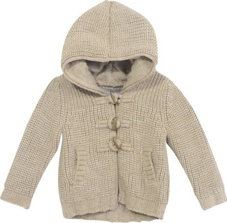 Gingersnaps Kaki Brown Baby Winter Frolic Jacket